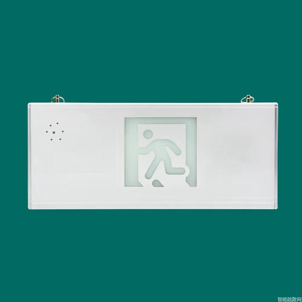 语音智能疏散,集中电源集中控制型消防语音应急标志灯具